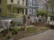 Building Community with Greenspace
